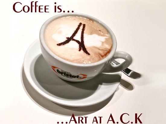 Gourmet Italian Coffee